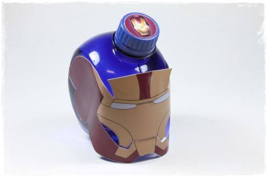 Água Homem de Ferro