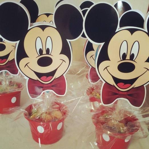 Centro de mesa d Mickey