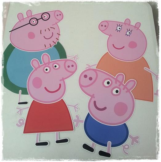 Personalizados Peppa Pig