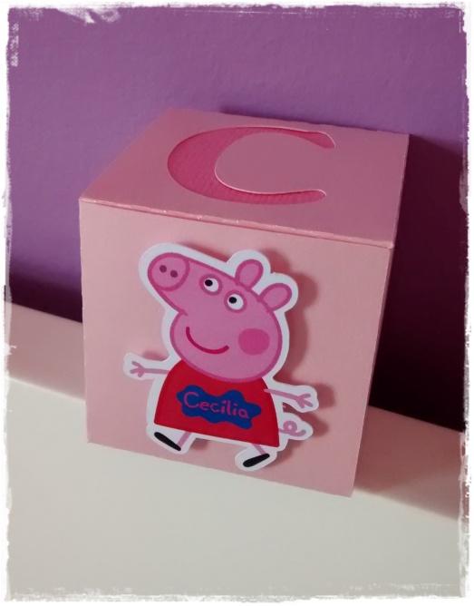 Caixinha Peppa Pig