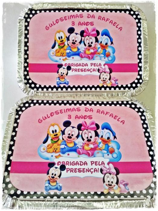Marmitinha Disney Baby