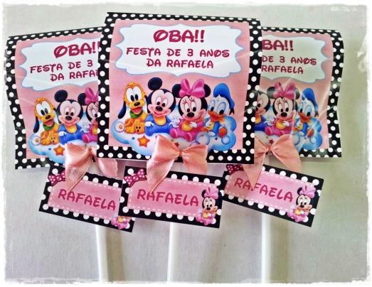 Pirulito Disney Baby