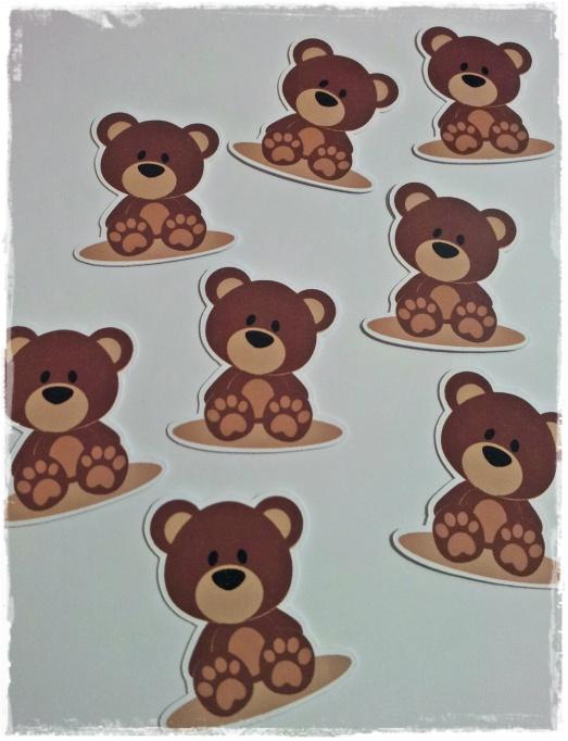 Aplique Urso