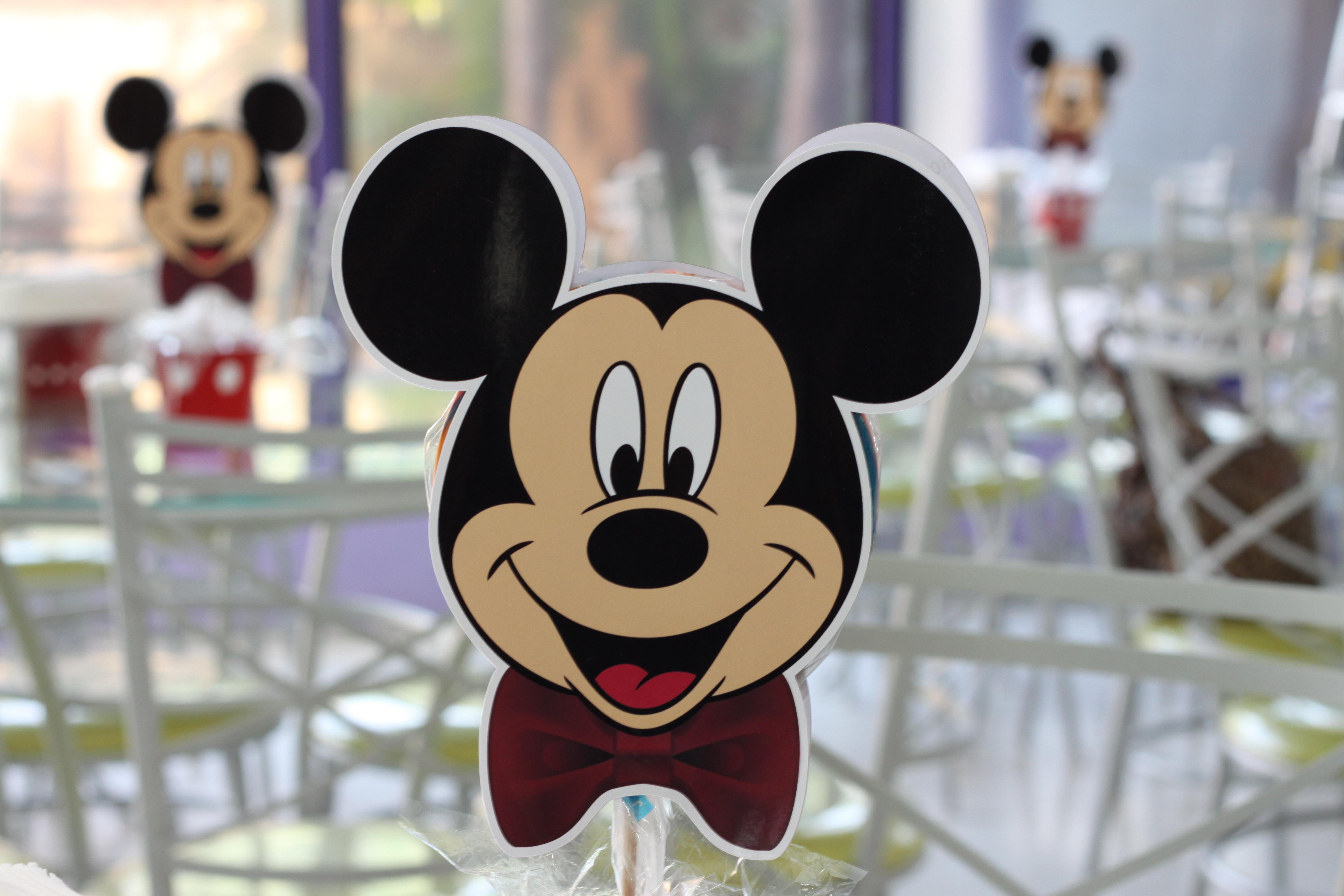 Rotulos Personalizados Mickey Home