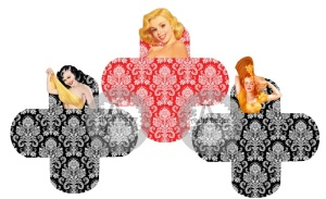 Forminhas Pin Up